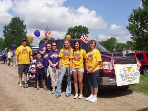 Flagfest Parade